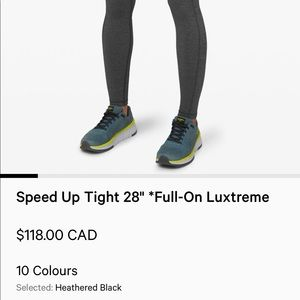 """NWT Size 8 - Speed Up Tight 28"""""""